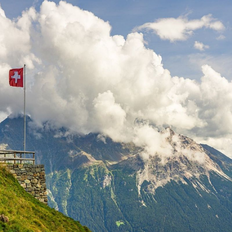 The Swiss Step Carefully Into First Semi-Legalization Project