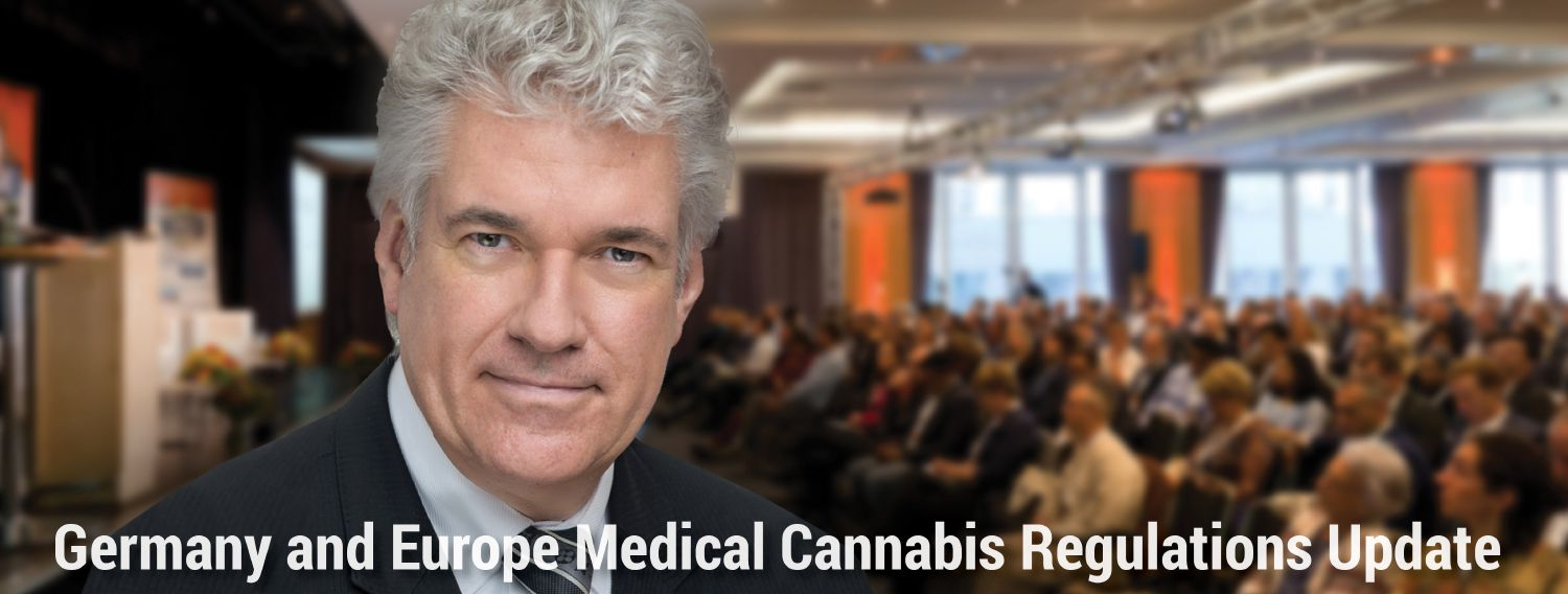 Berlin Germany cannabis conference Cannabis Regulations Update