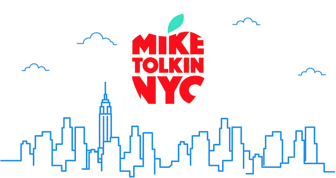 mike tolkin for mayor