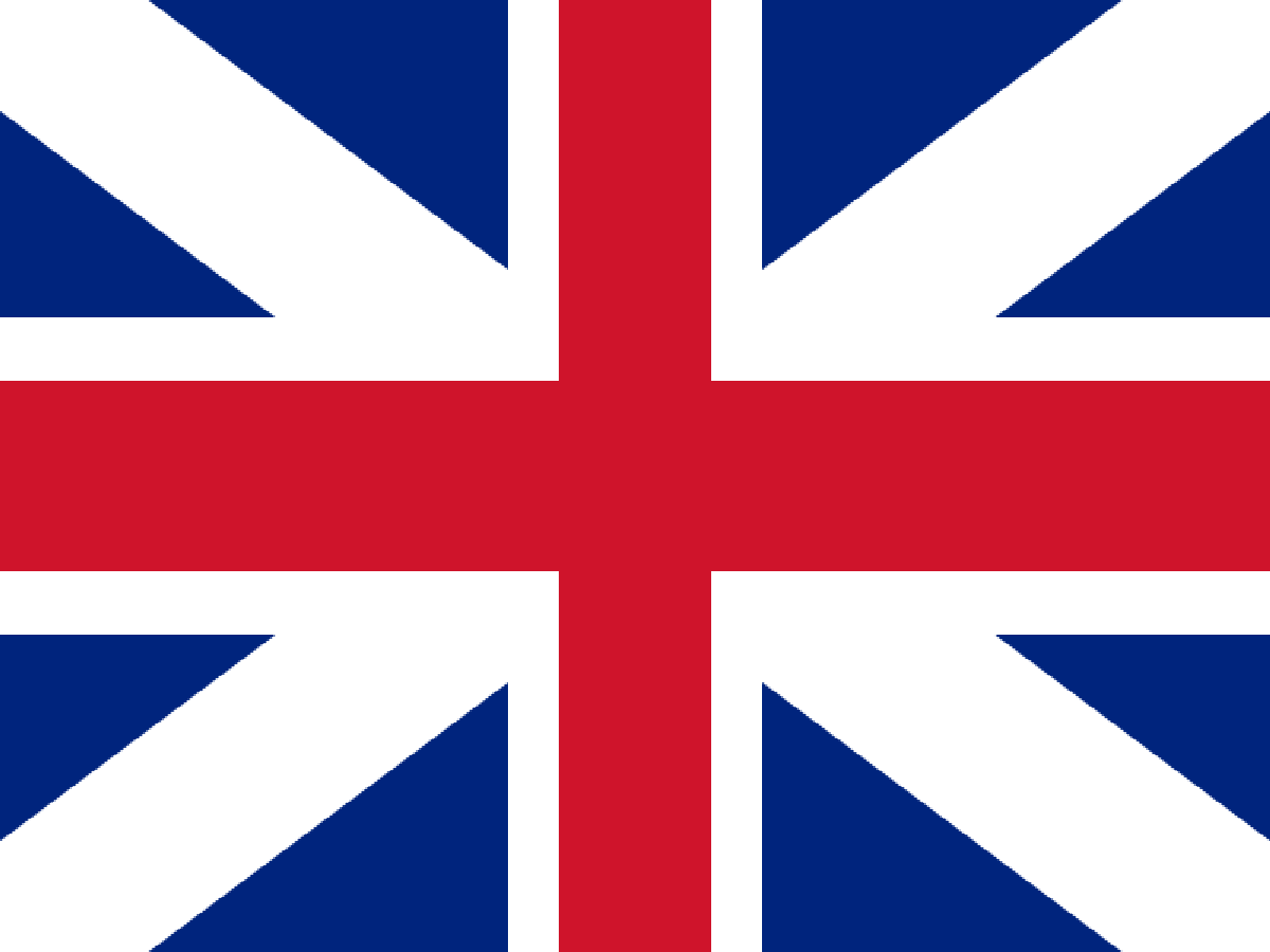british flag britain