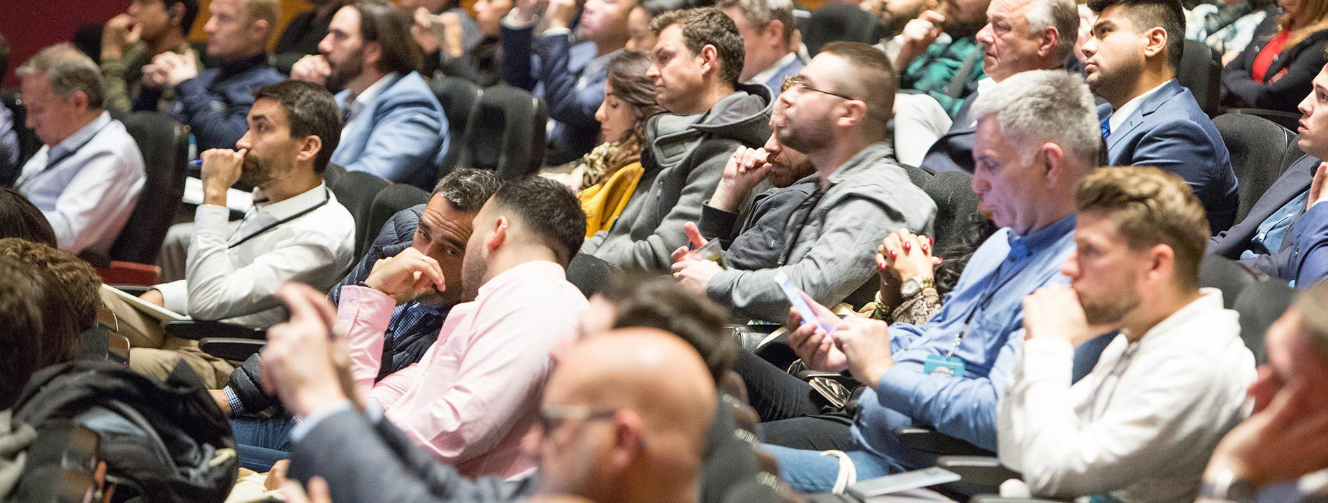 San Francisco International Cannabis Business Conference audience