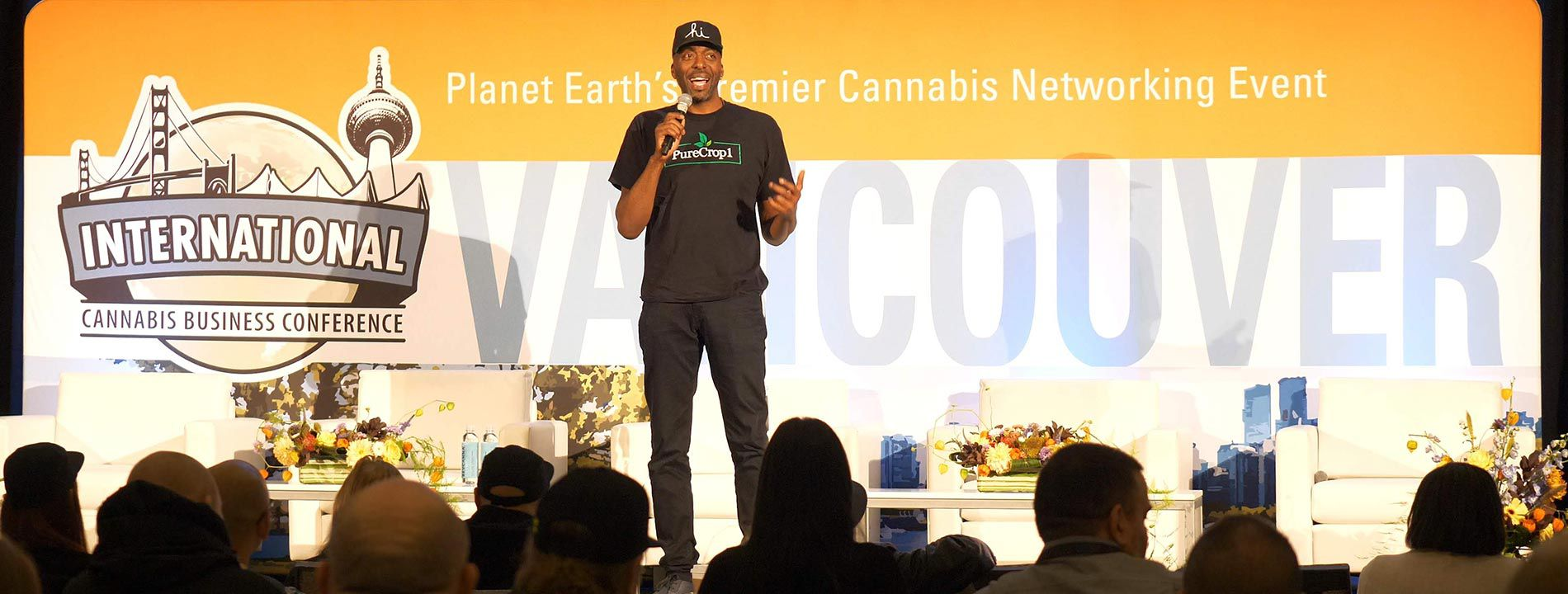Vancouver BC Canada cannabis conference speaker