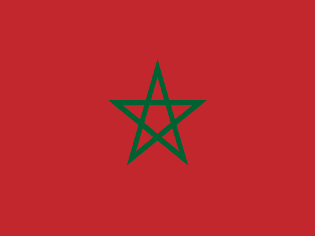 Flag of Morocco