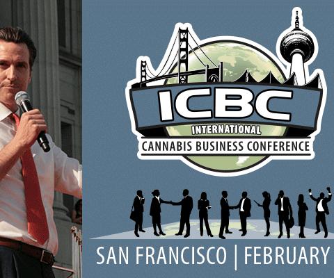 Gavin Newsom ICBC Logo