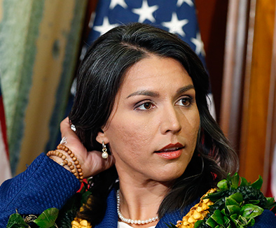 Paradise lost: How Hawaii went from Covid-19 star to cautionary tale Tulsi_ICBC