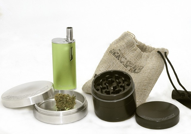 cannabis and paraphernalia