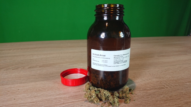 German medical marijuana