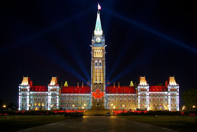 Canadian parliament