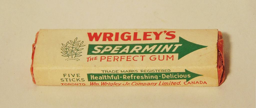 Wrigley Chewing Gum