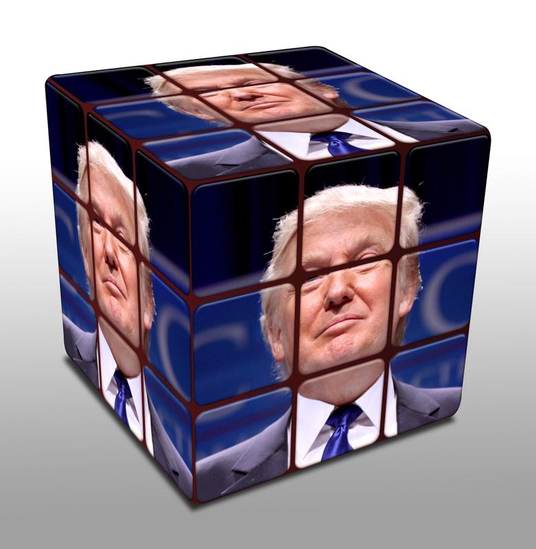 Rubiks Trump