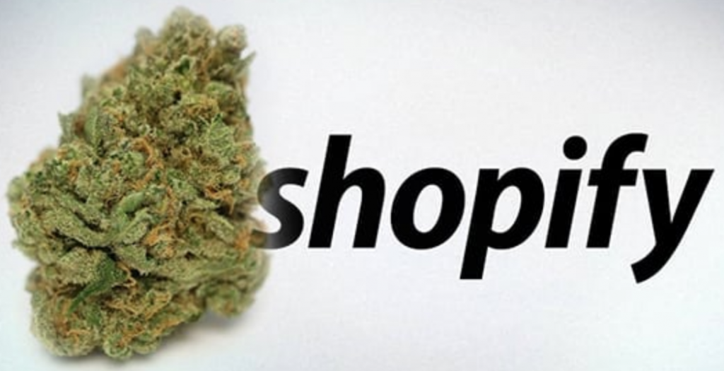 Shopify cannabis