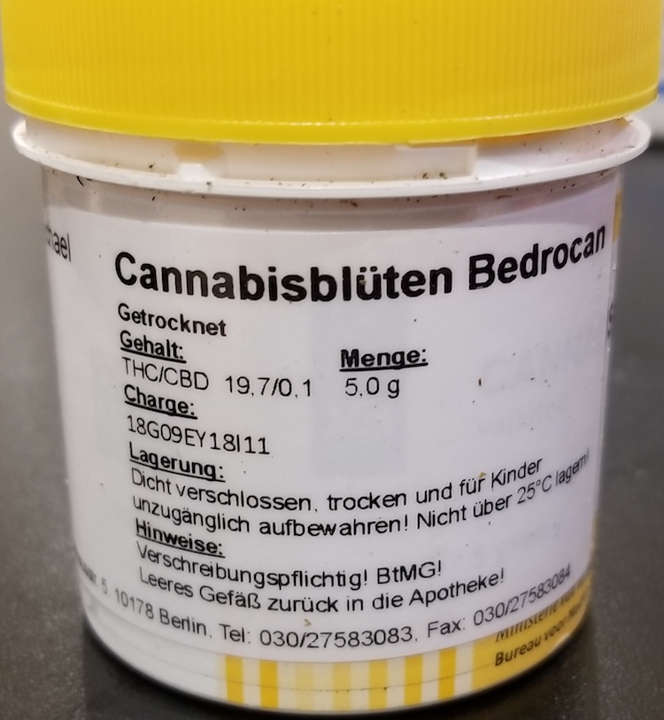 German medical cannabis
