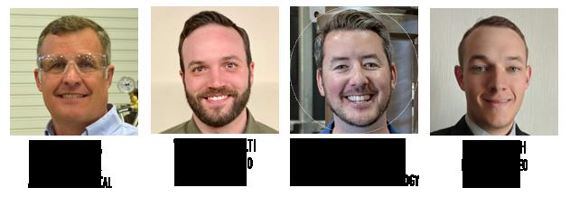 Dave LaRussa, Vincent D'Accolti, Pete Patterson, Mike Maibach