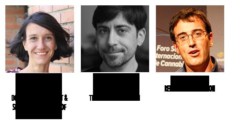 Carola Perez, Oscar Pares, Iker Val