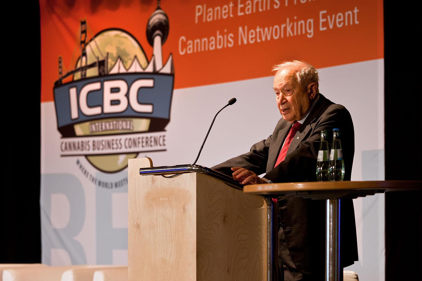 Dr. Mechoulam ICBC Berlin