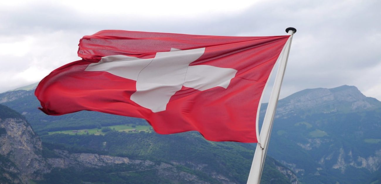 Switzerland flag
