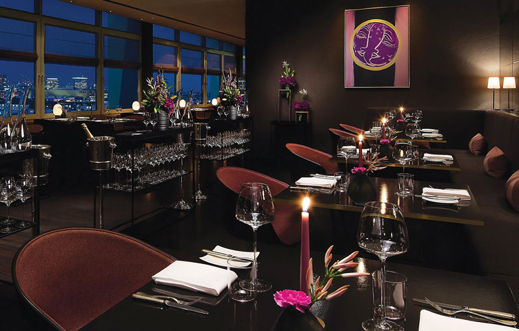 Intercontinental Hotel Berlin ICBC 2020 3 Dining