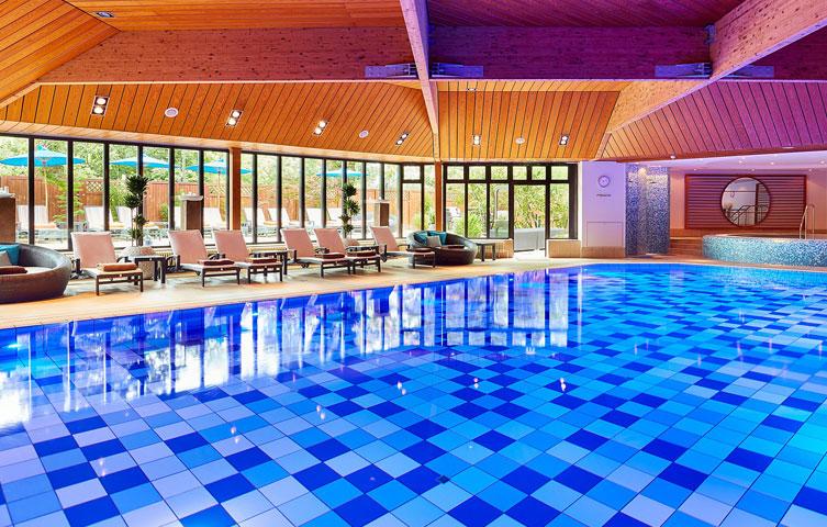 Intercontinental Hotel Berlin ICBC 2020 4 pool