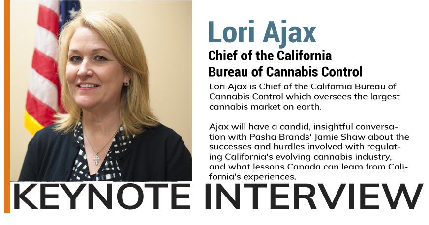 Lori Ajax Keynote Interview Vancouver ICBC