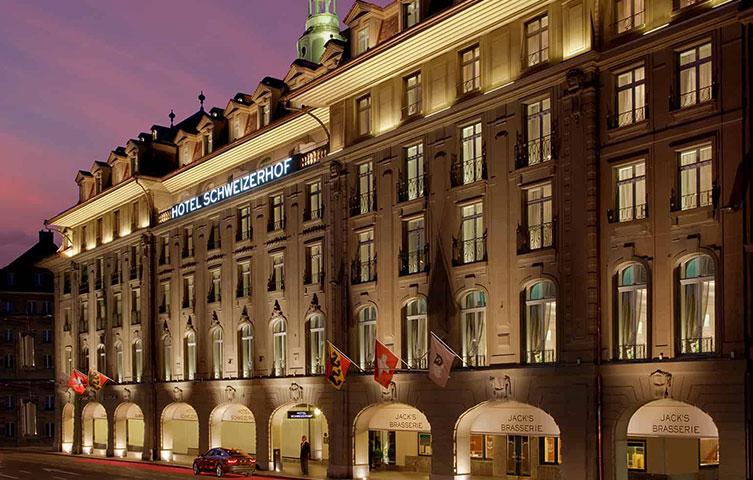 Hotel Bern Schweizerhof