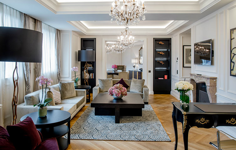 Hotel Bern Schweizerhof Suite