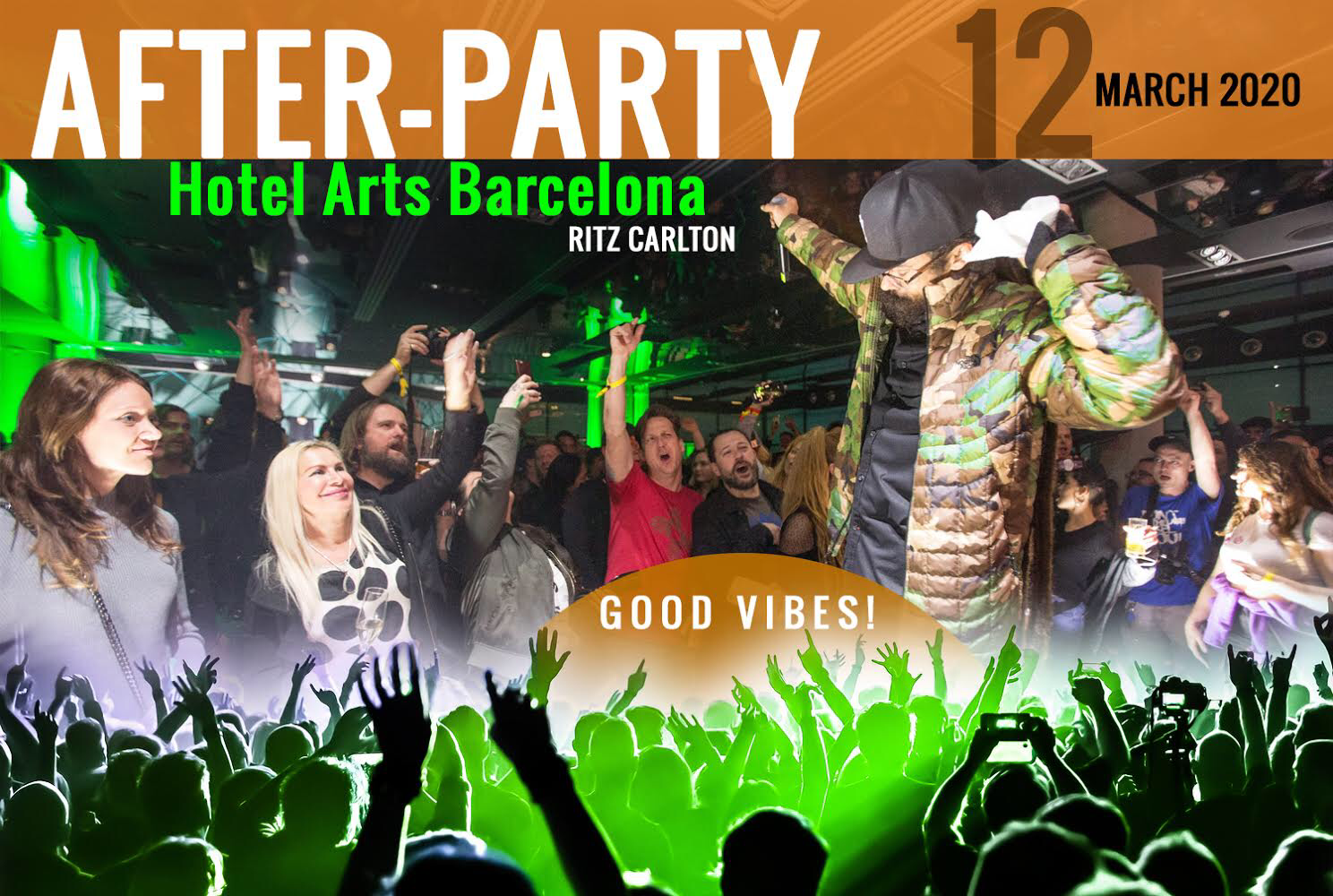 Barcelona After Party 2020