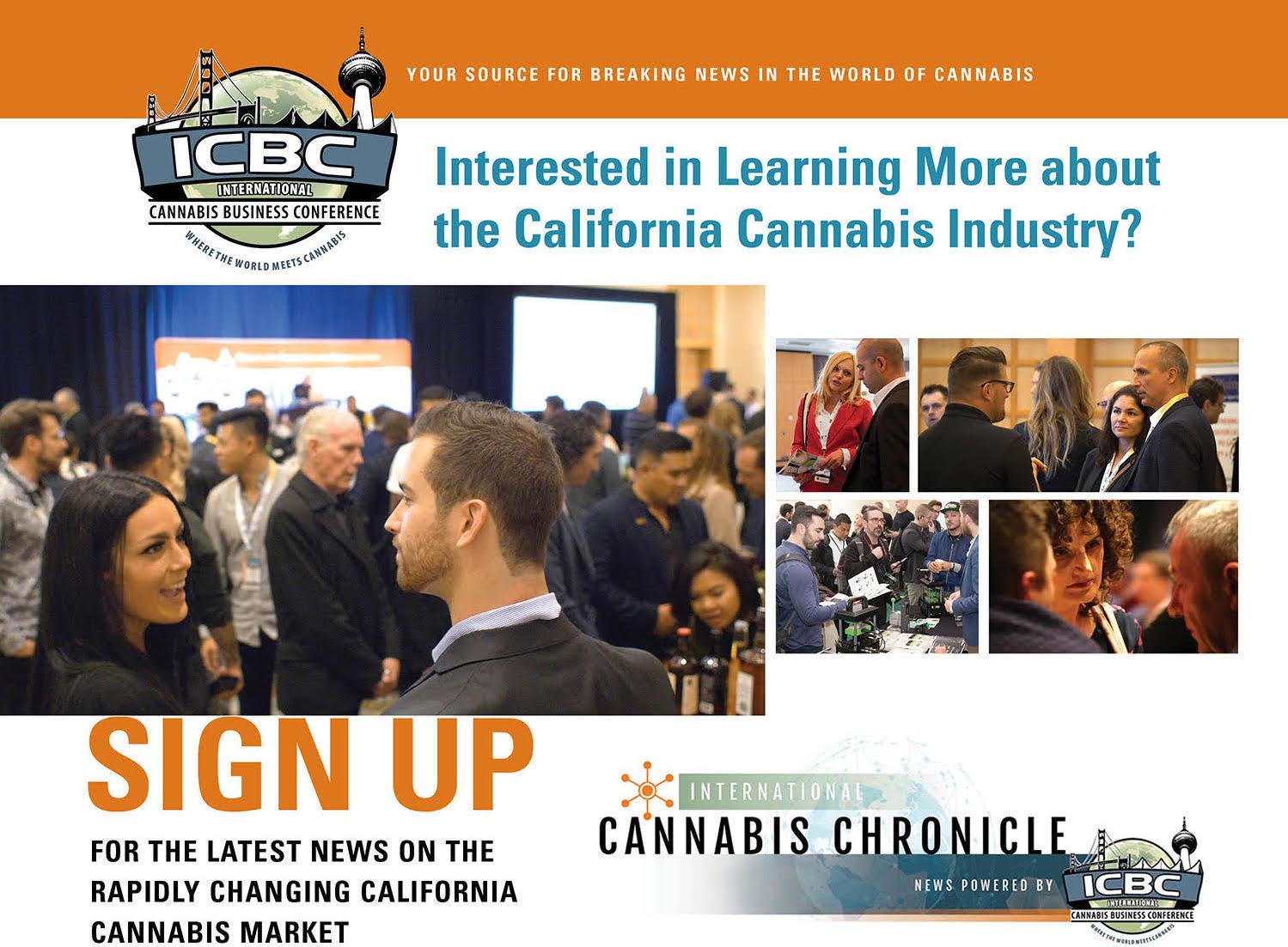 ICBC Cannabis Chronicle