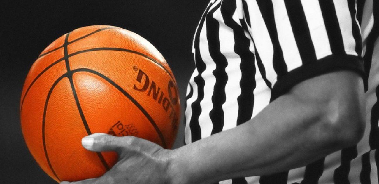 nba basketball referree